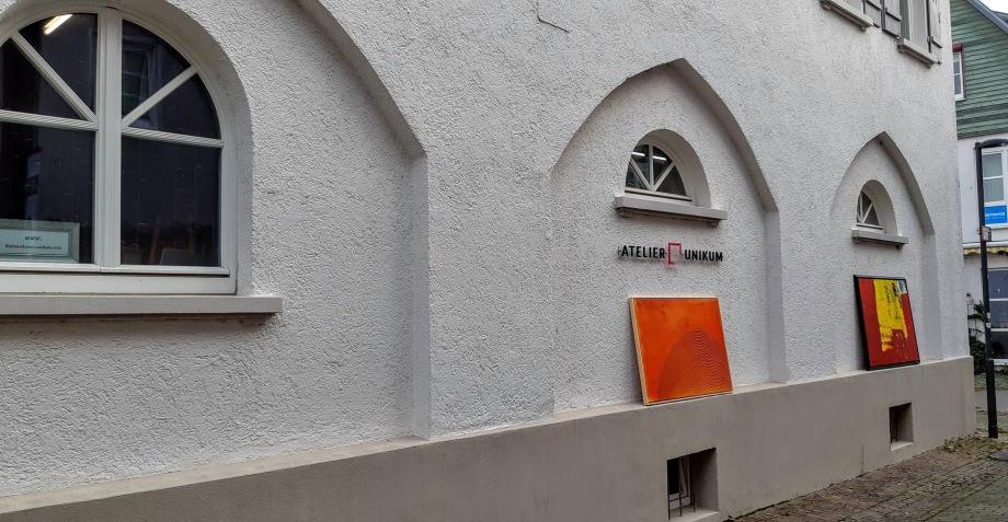 Kunsthandlung, Galerie, Kirchheim Teck